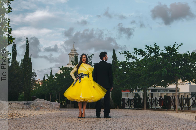 Preboda de modelos en Cartagena. Antonio & Cati 5