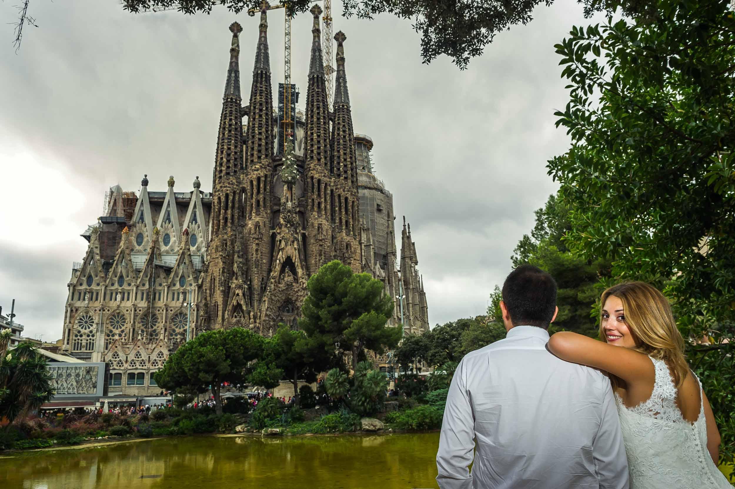 Post boda en Barcelona y Sitges. 2018 9
