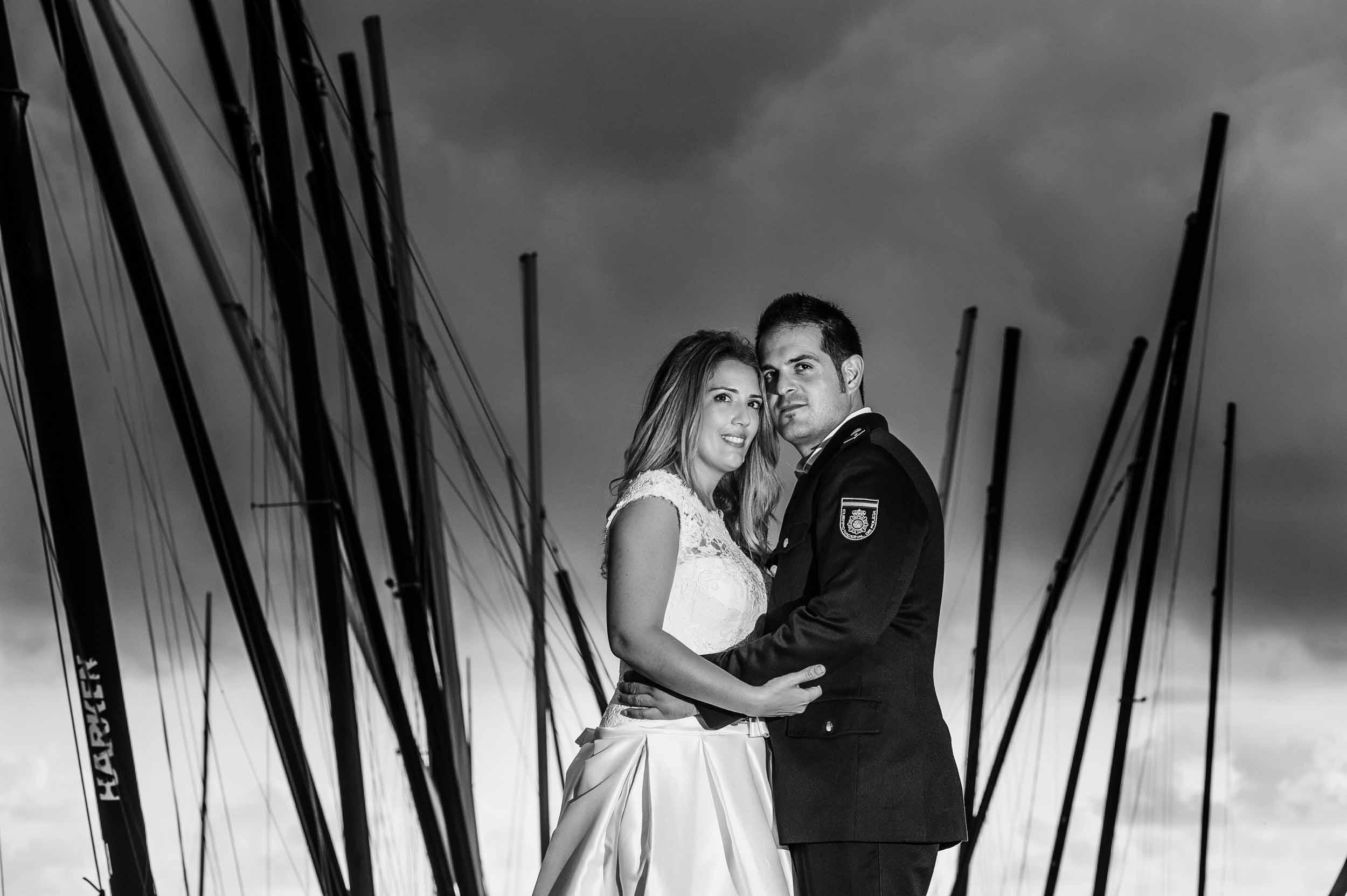 Post boda en Barcelona y Sitges. 2018 14