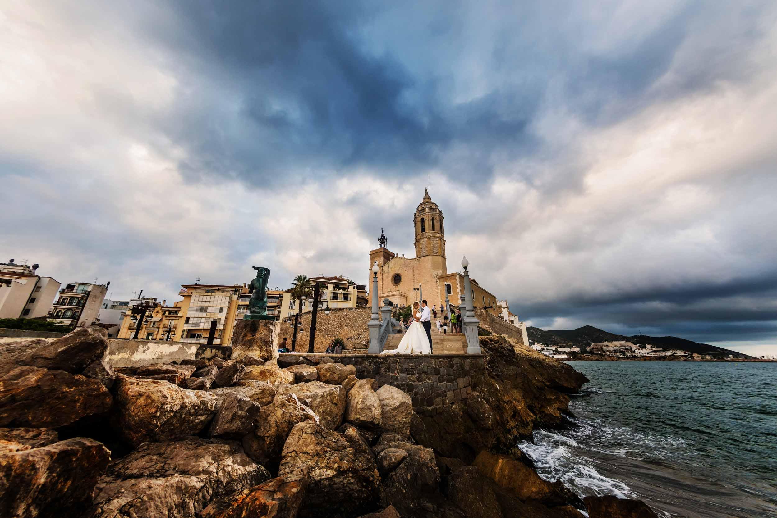 Post boda en Barcelona y Sitges. 2018 17