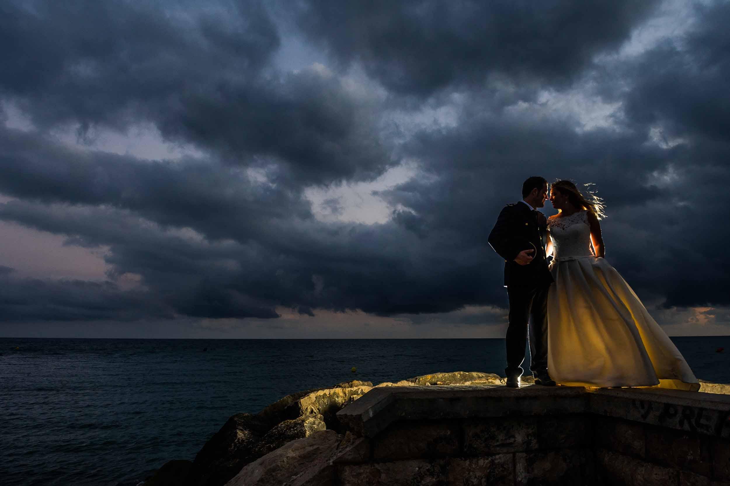Post boda en Barcelona y Sitges. 2018 20