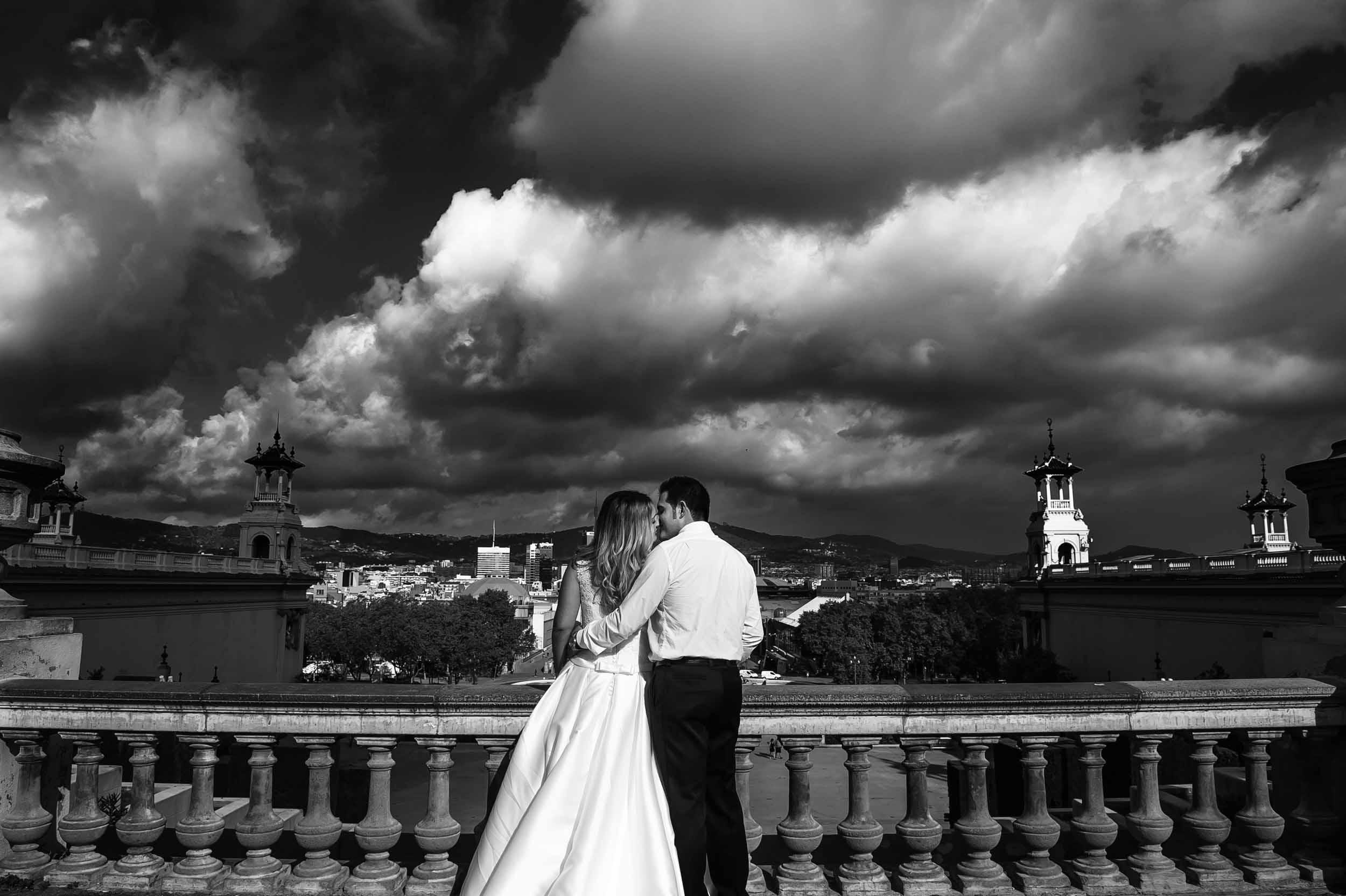 Post boda en Barcelona y Sitges. 2018 4