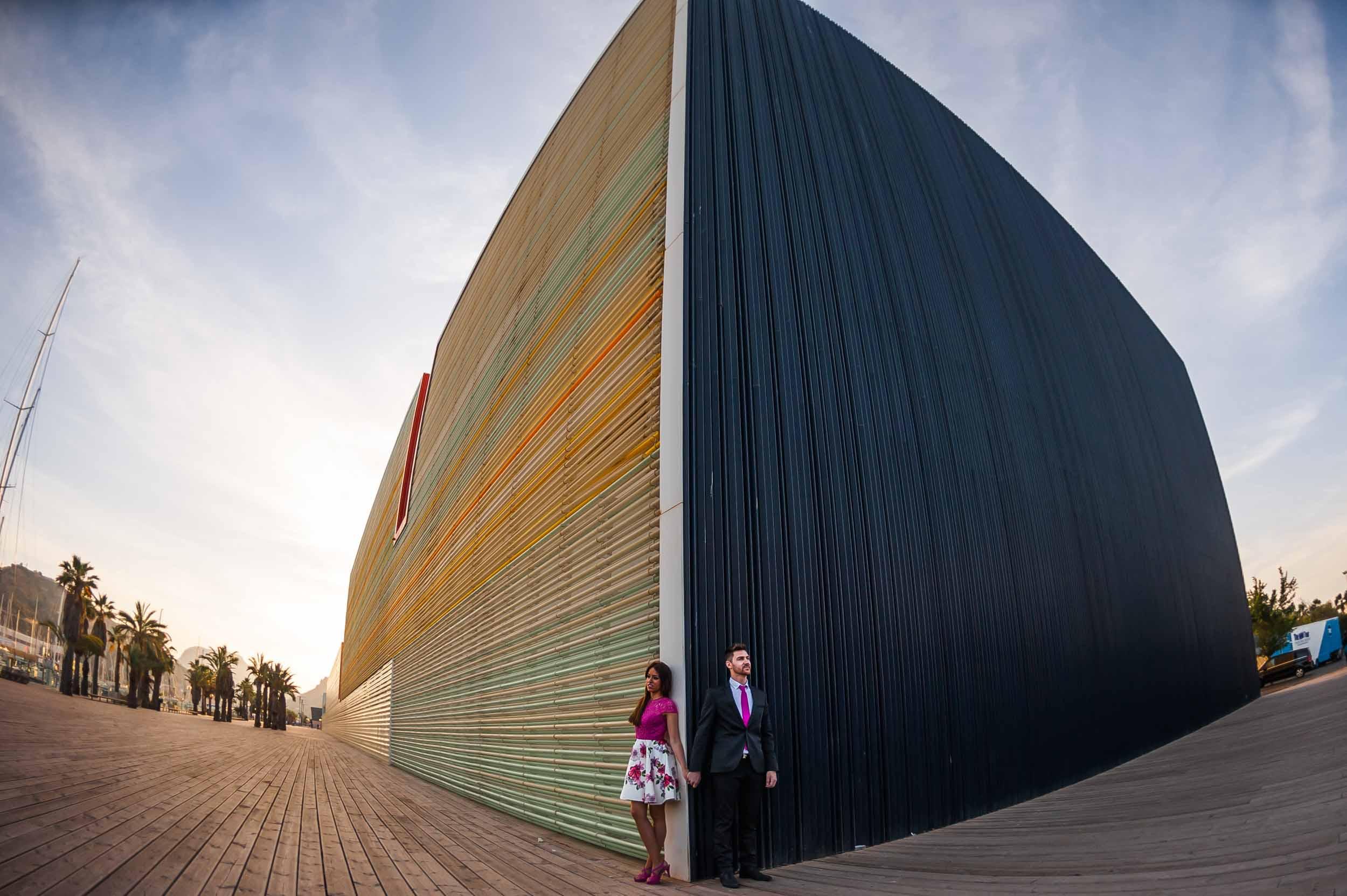 Josué & Beatriz, Fotógrafos Preboda en Cartagena.2018 16
