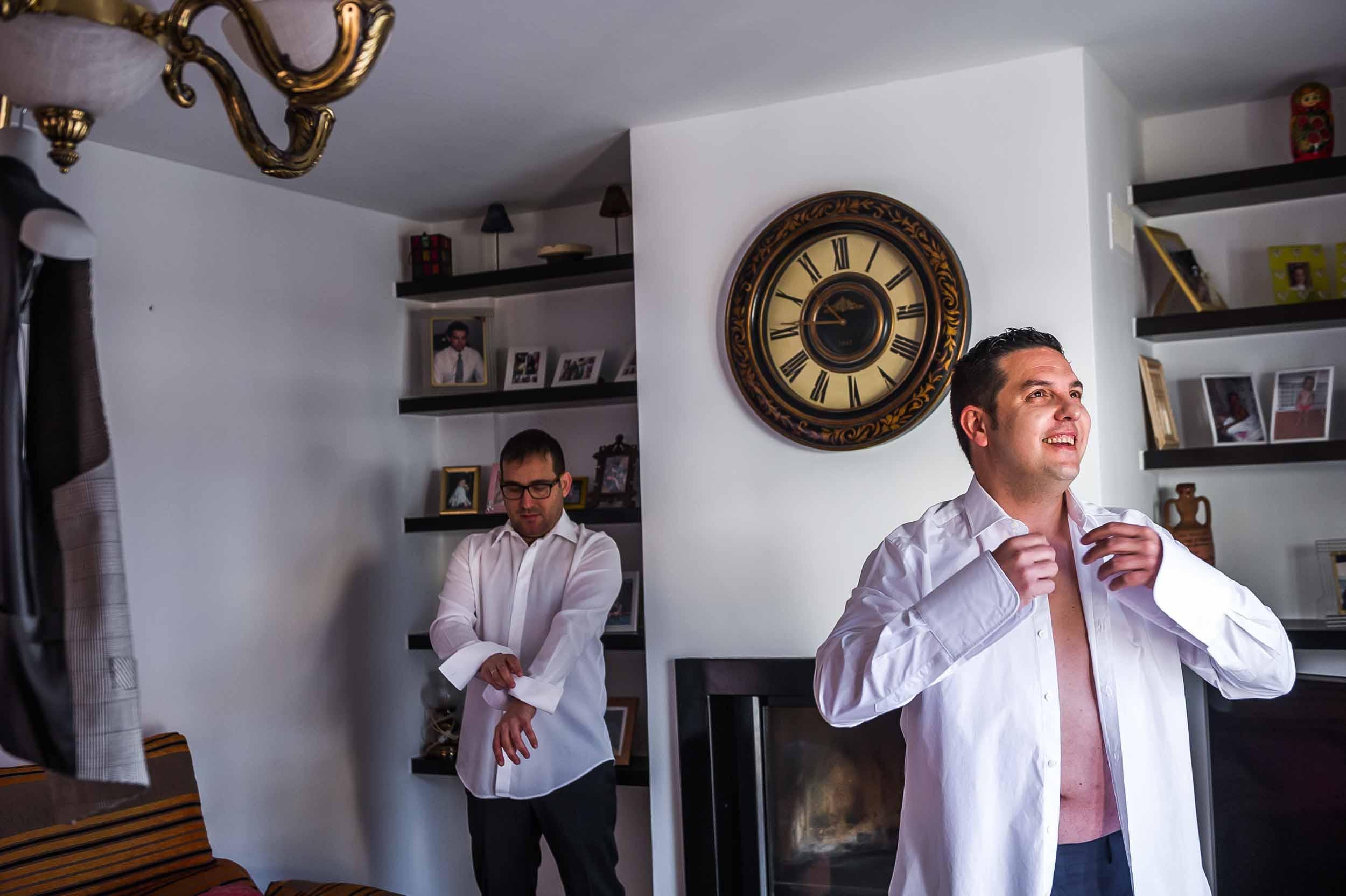 Boda Basilio & Choche en Murcia 4