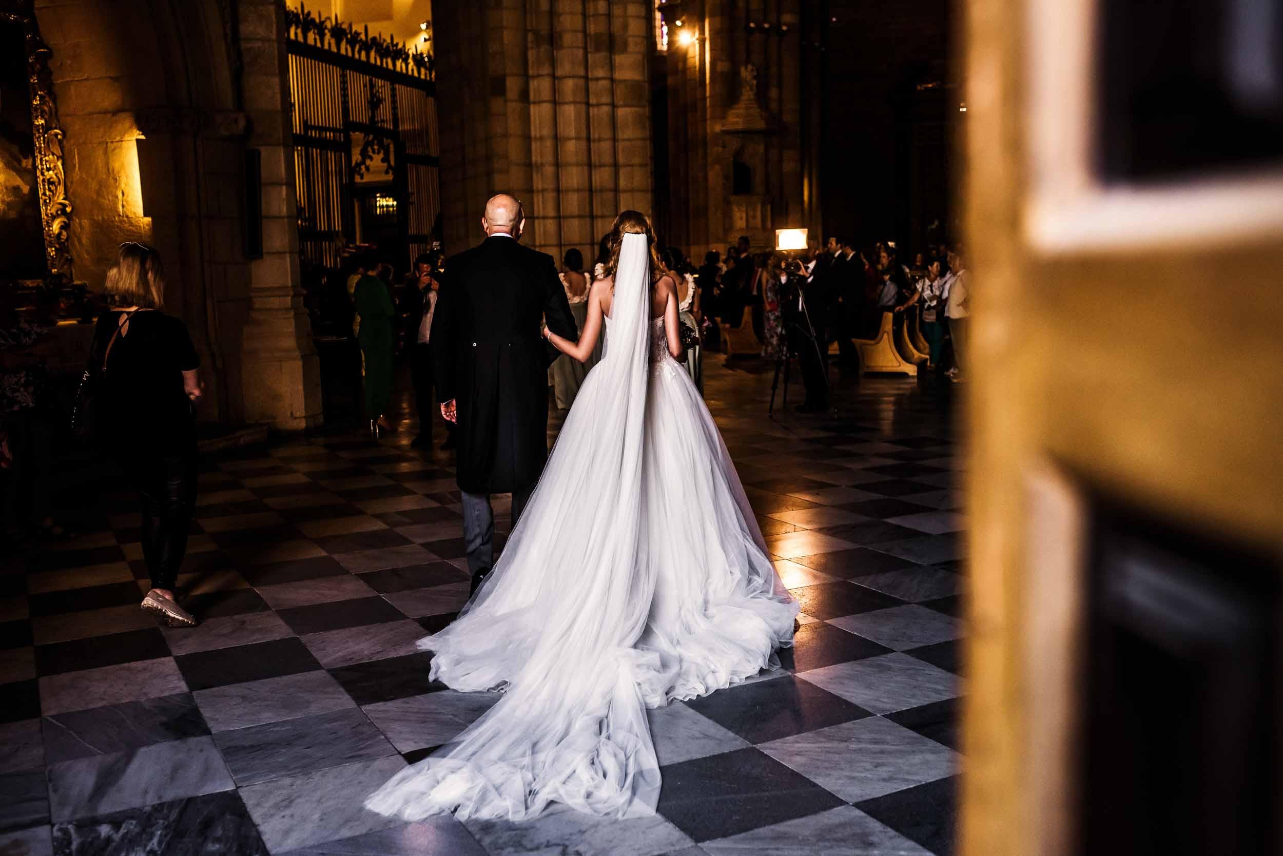 Boda en la Catedral de Murcia. Emilio y Beatriz. 2018 14