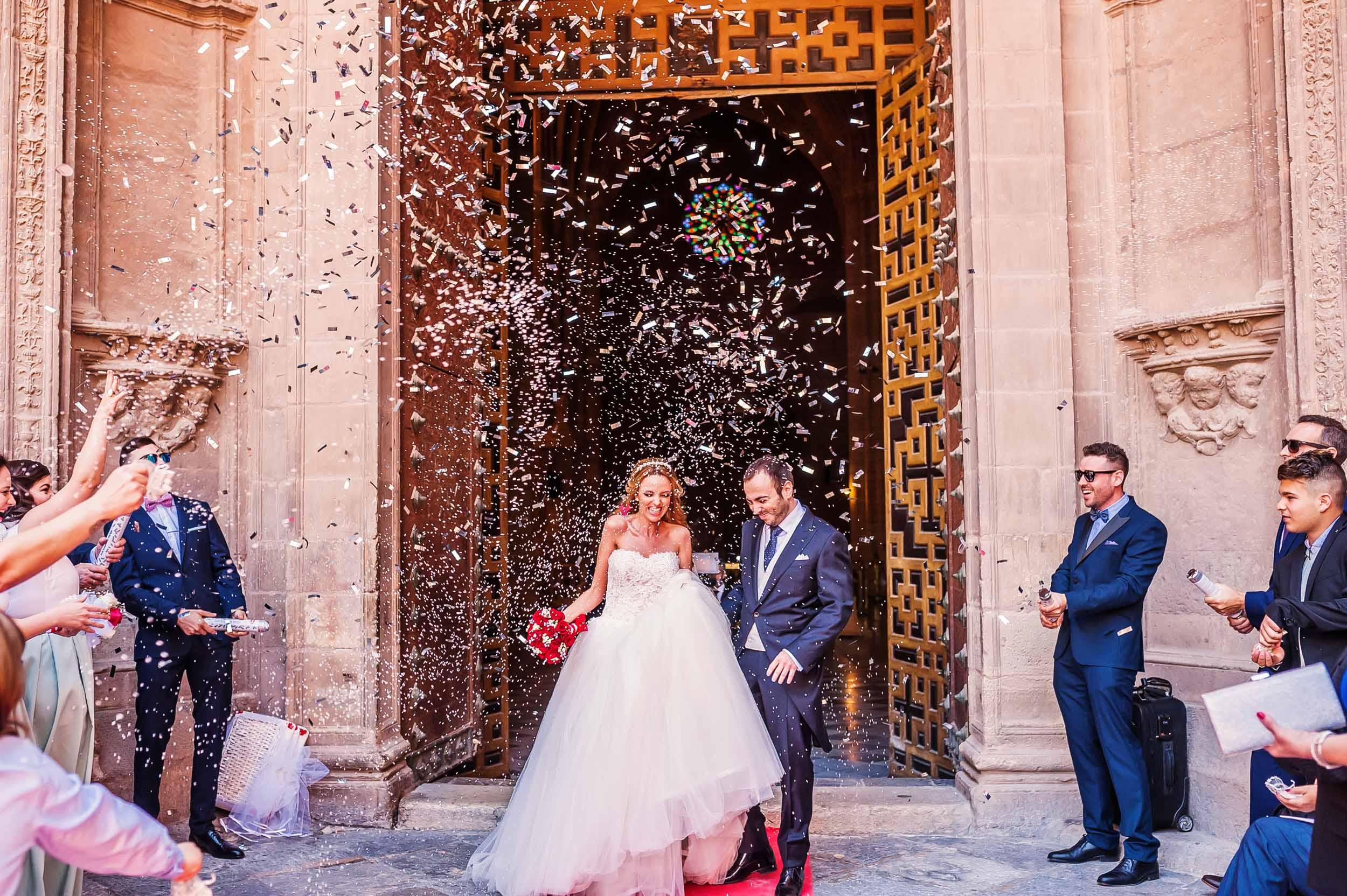 Boda en la Catedral de Murcia. Emilio y Beatriz. 2018 18