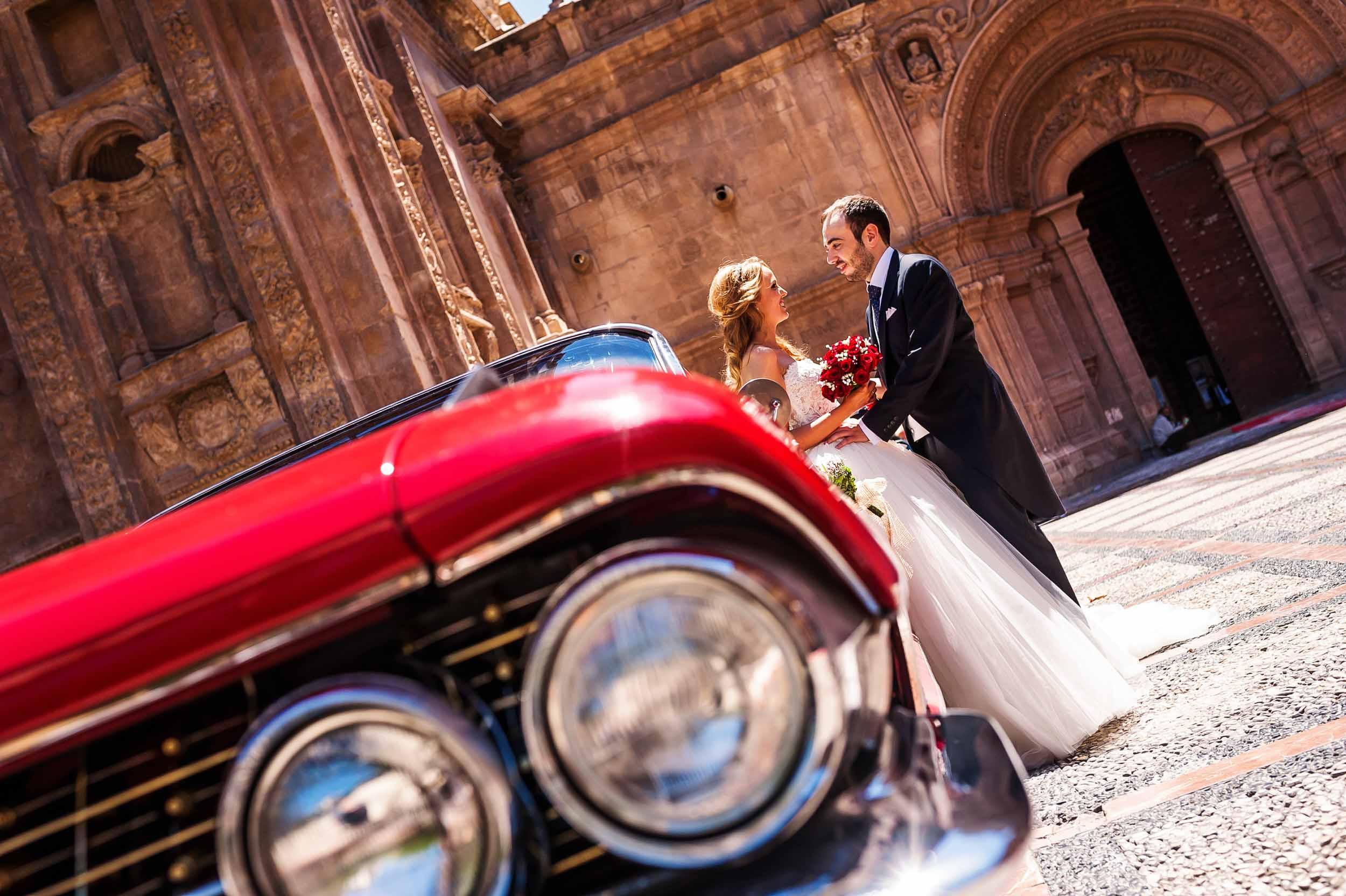 boda en la catedral de murcia