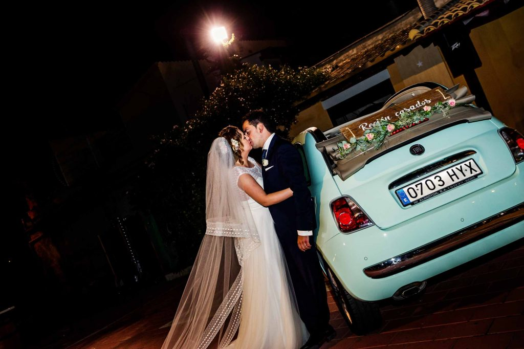 boda en cobatillas