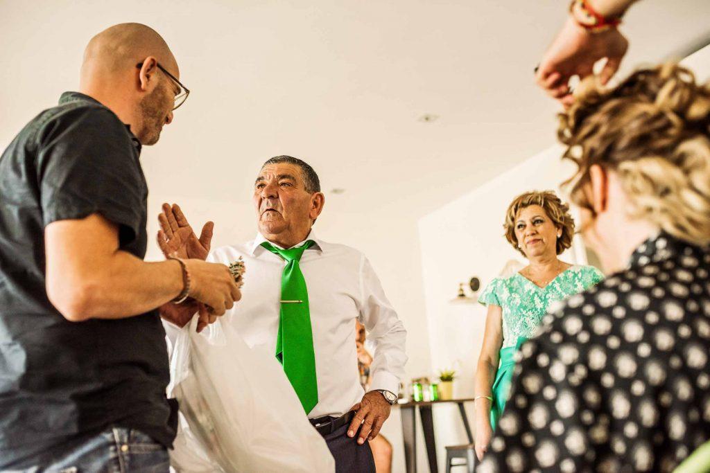 Boda en Cobatillas. Antonio & Duly 6