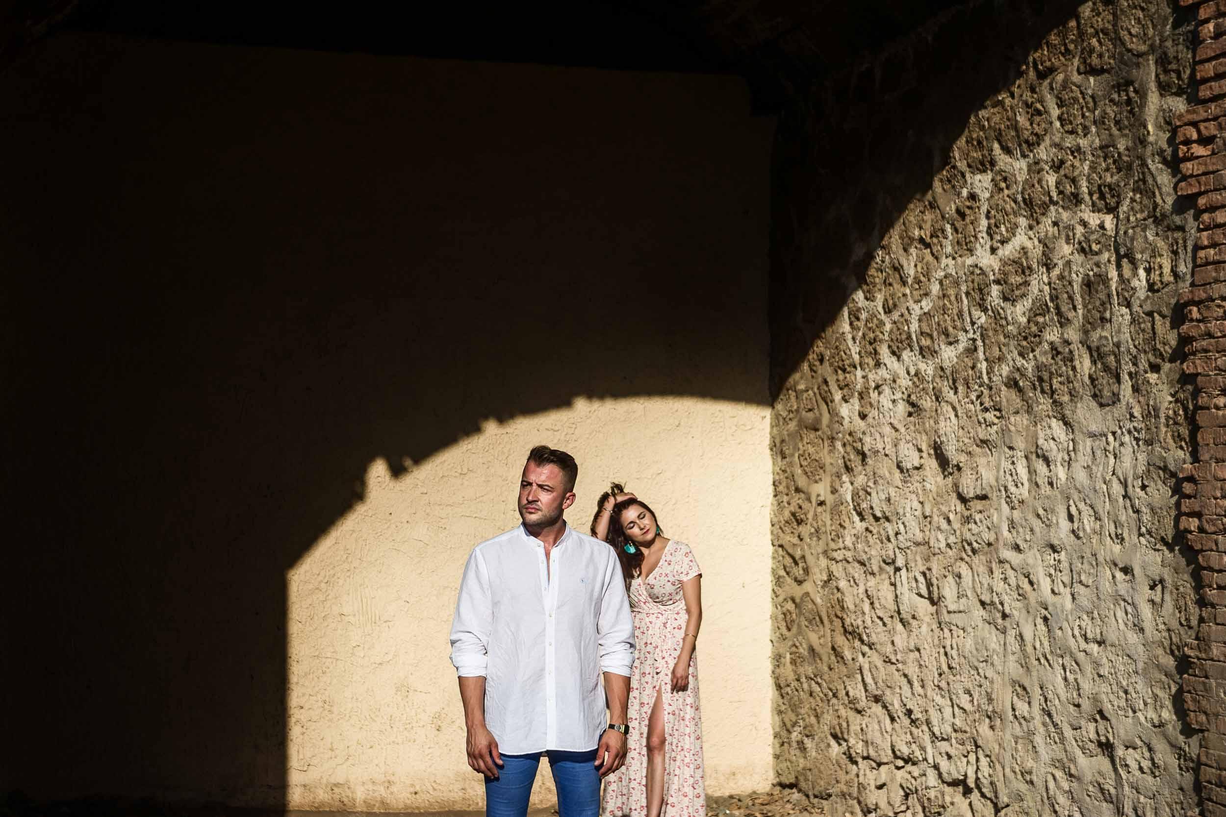 Jorge & María Preboda en Aguilas 2019 6