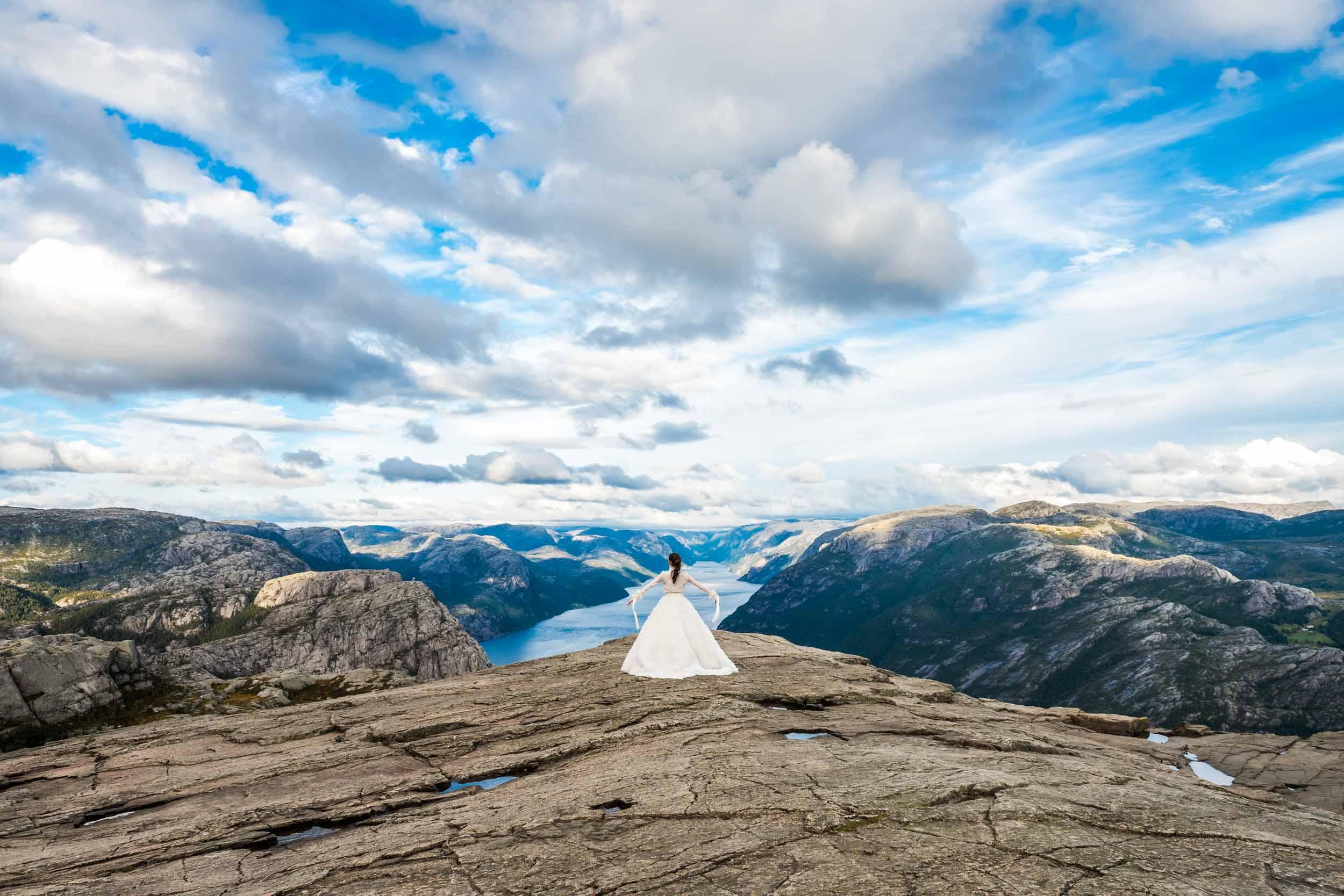 Antonio & Cati Post boda en Noruega. 2017 1