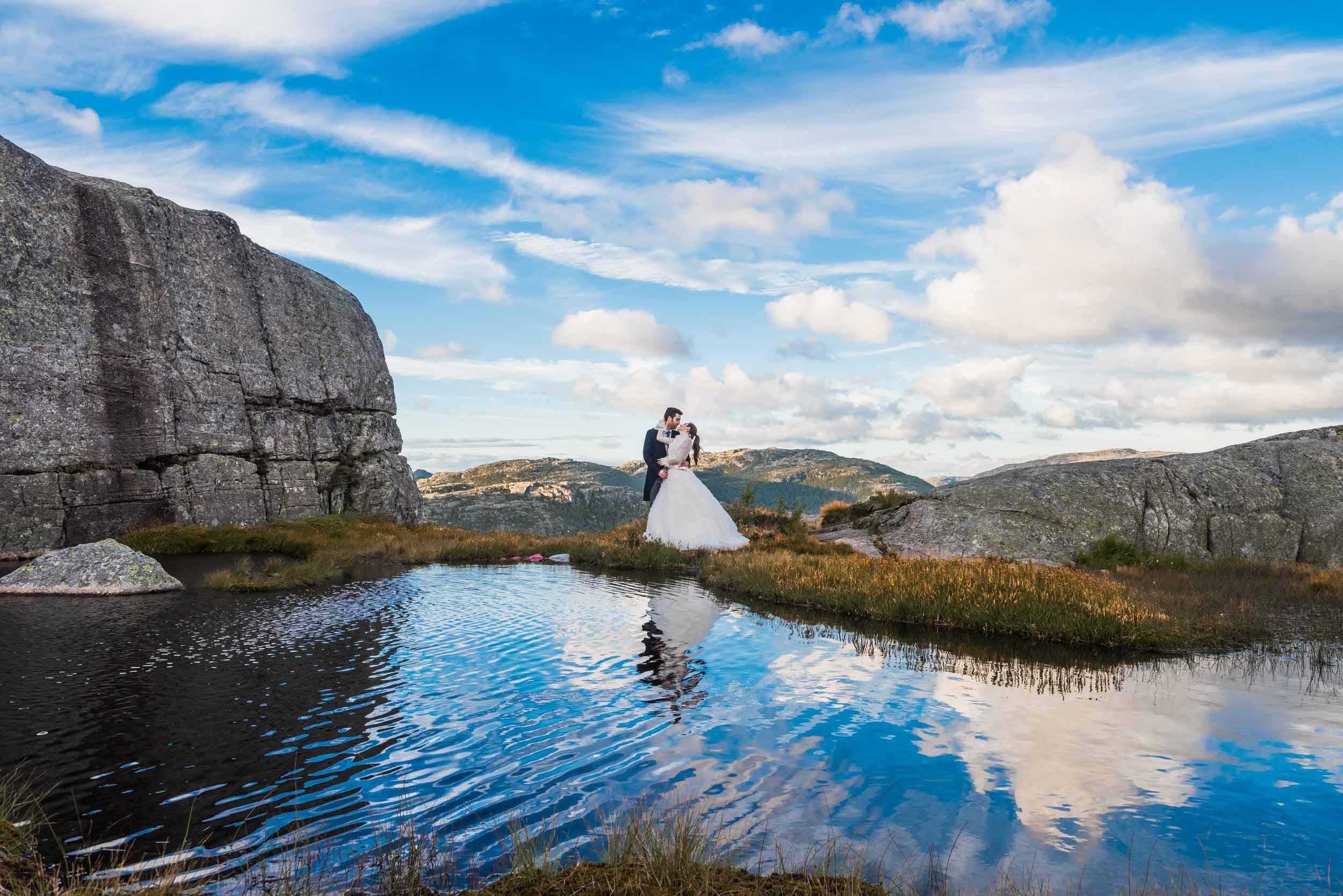 Antonio & Cati Post boda en Noruega. 2017 11