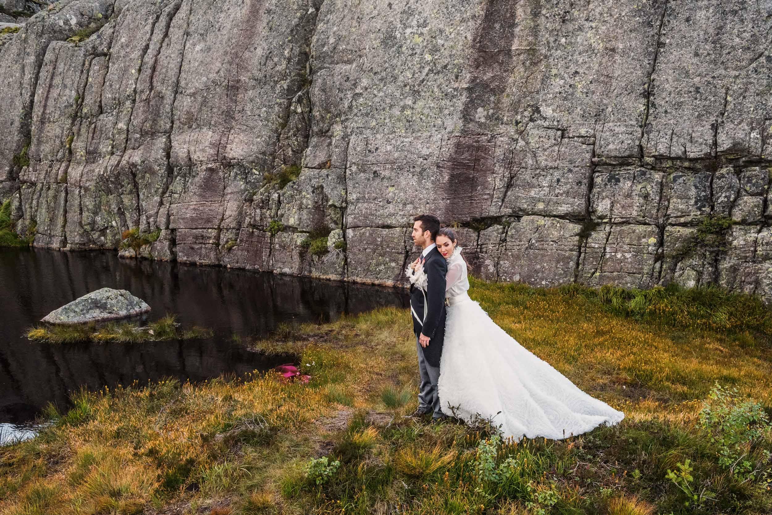 Antonio & Cati Post boda en Noruega. 2017 12