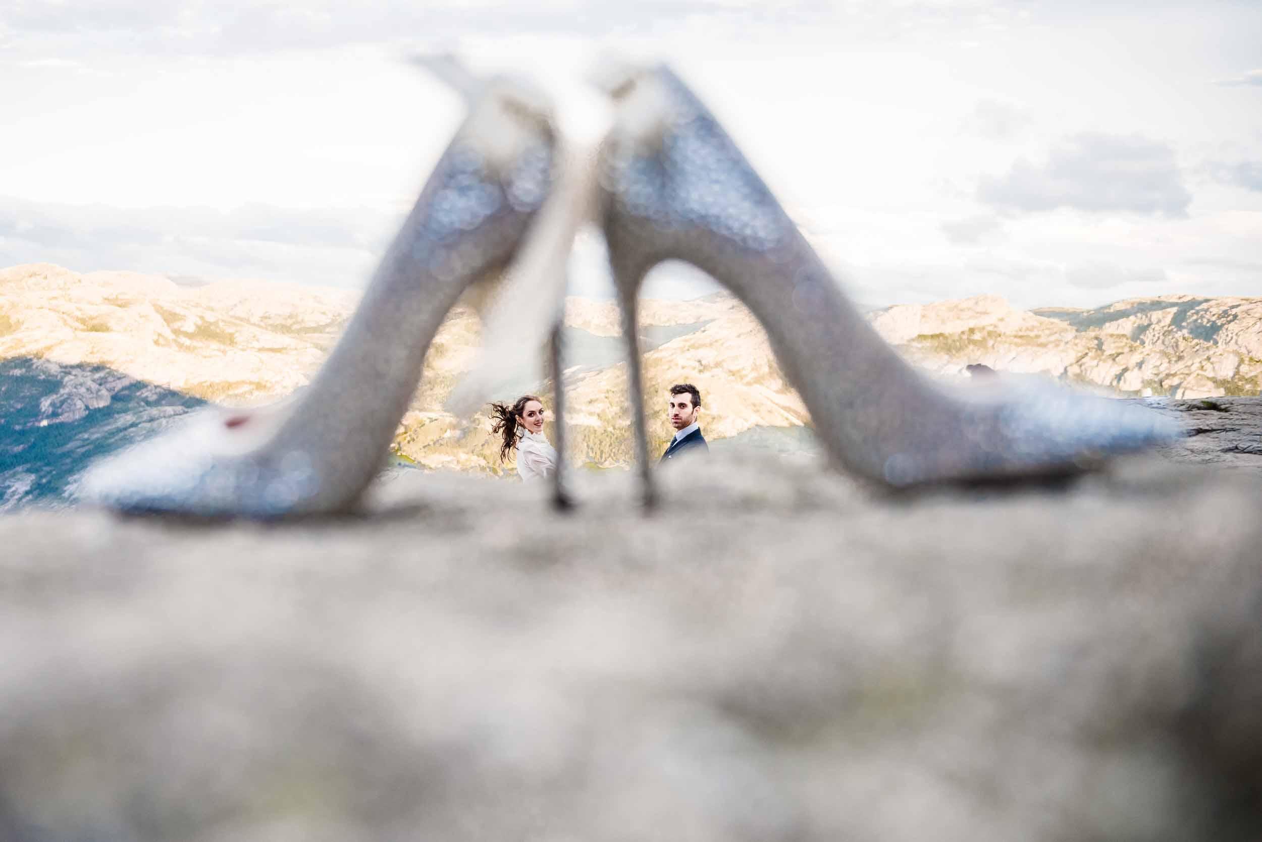 Antonio & Cati Post boda en Noruega. 2017 14