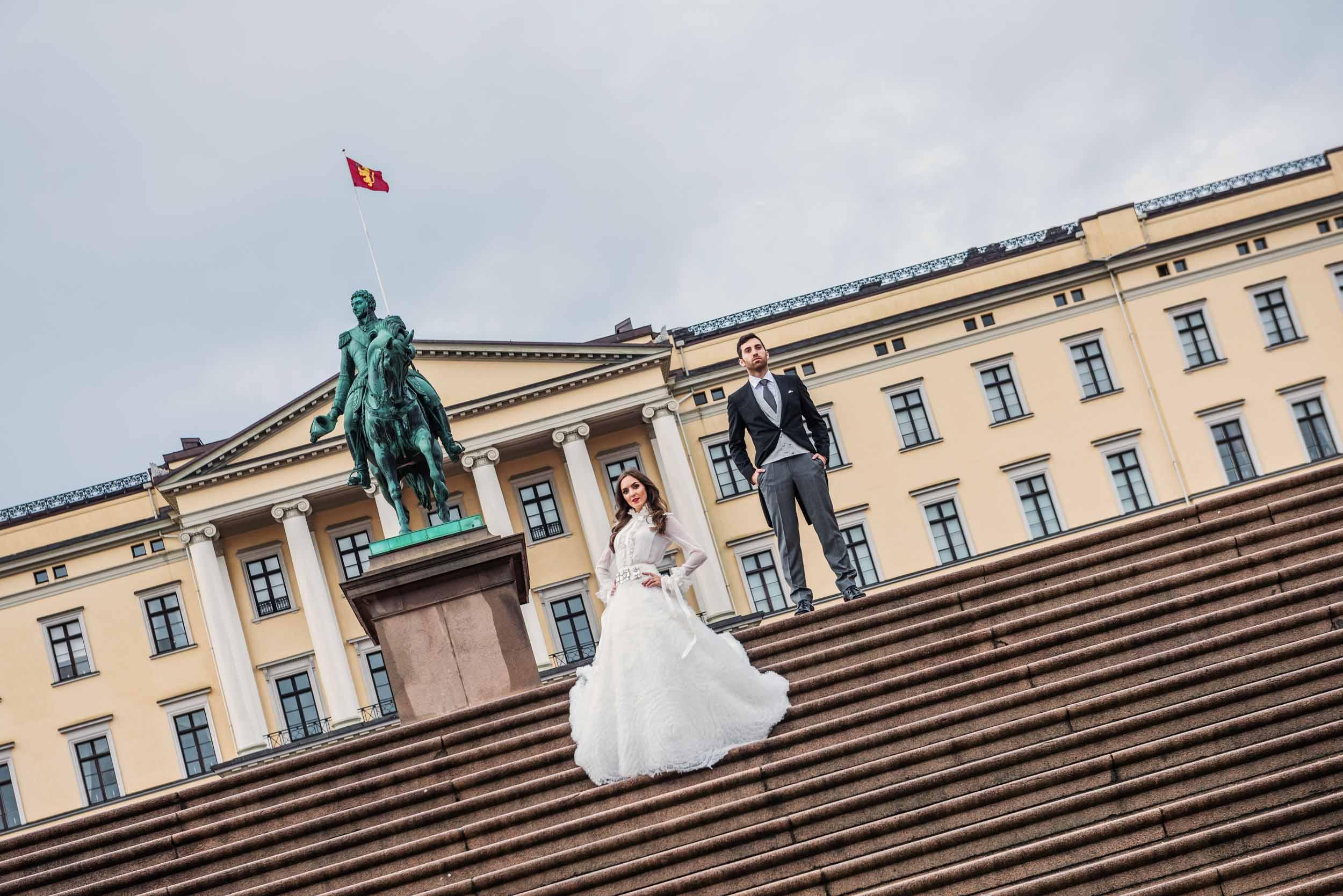 Antonio & Cati Post boda en Noruega. 2017 17