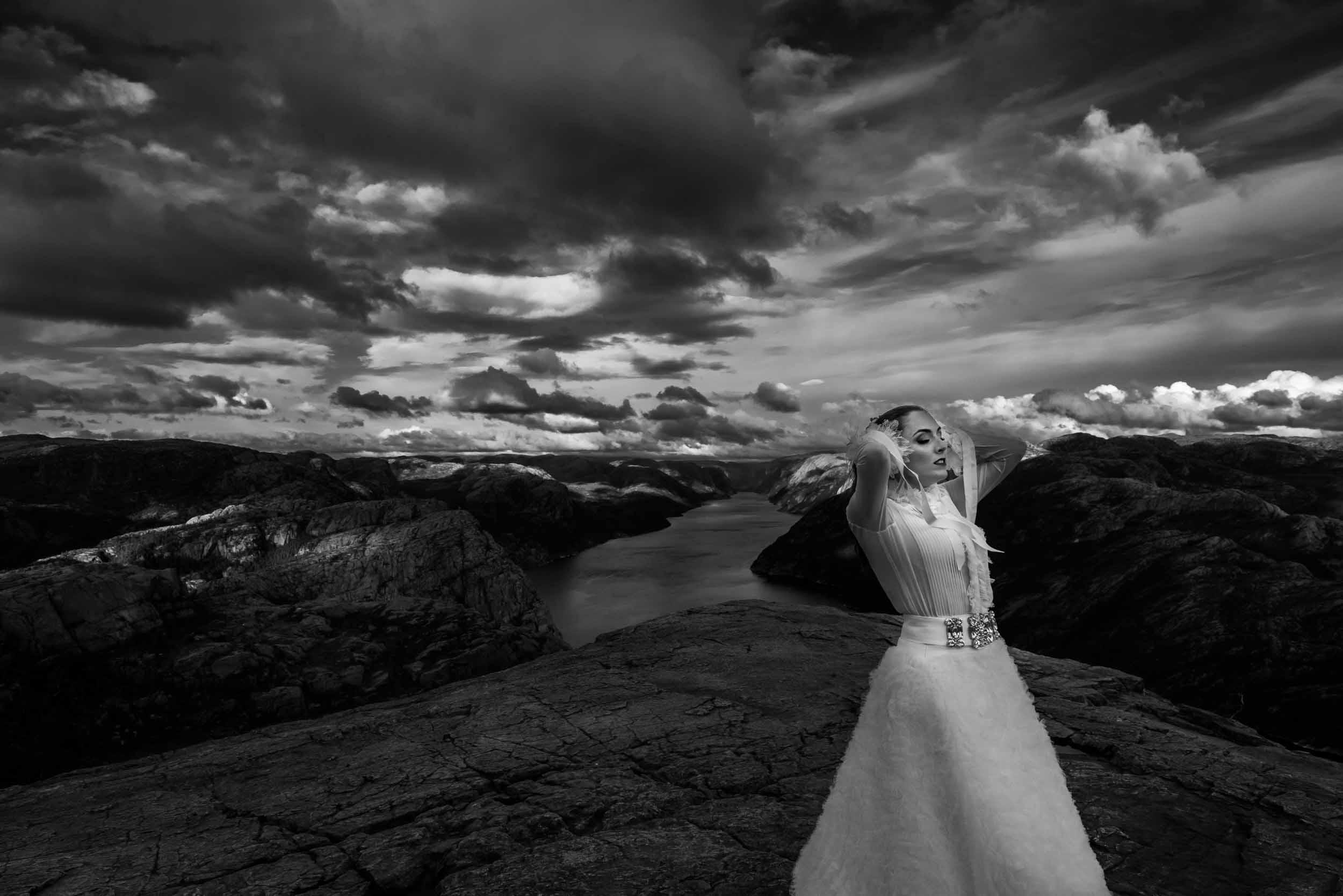 post boda en noruega