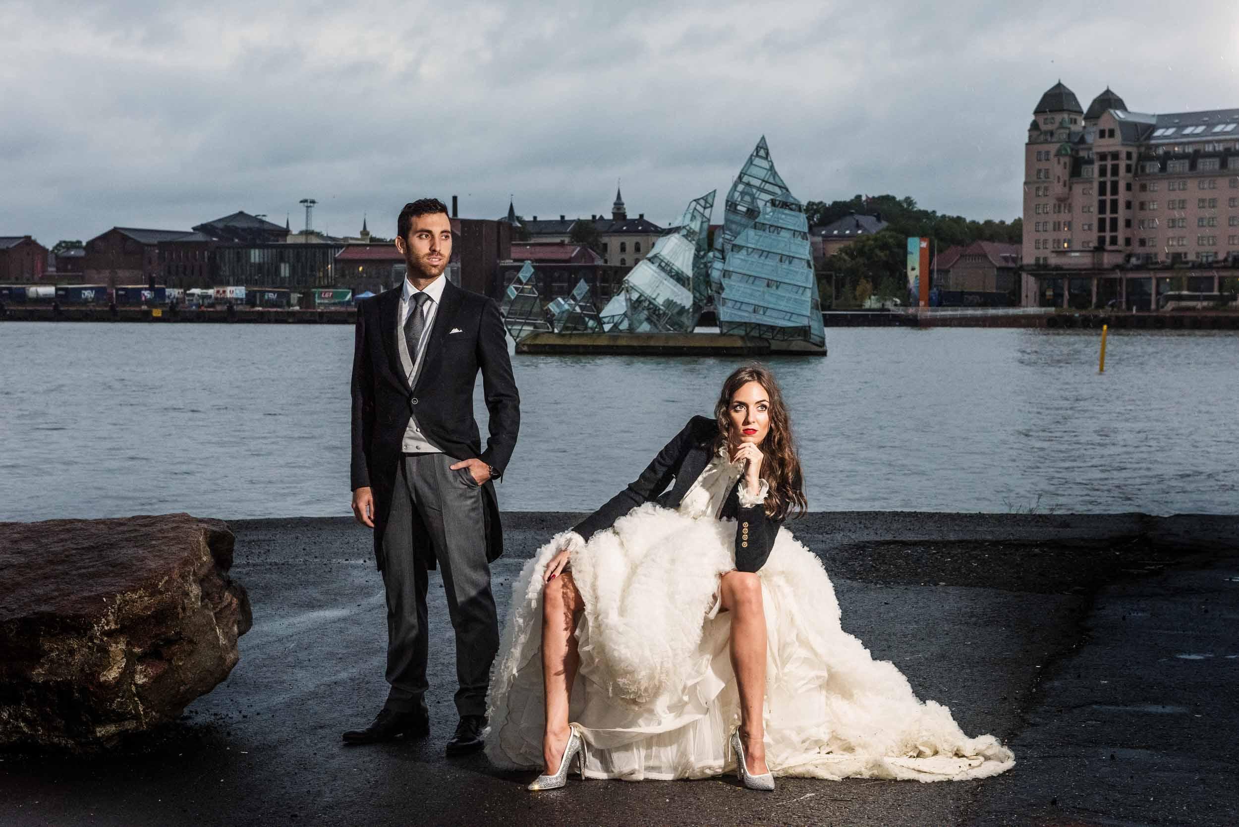 Antonio & Cati Post boda en Noruega. 2017 24