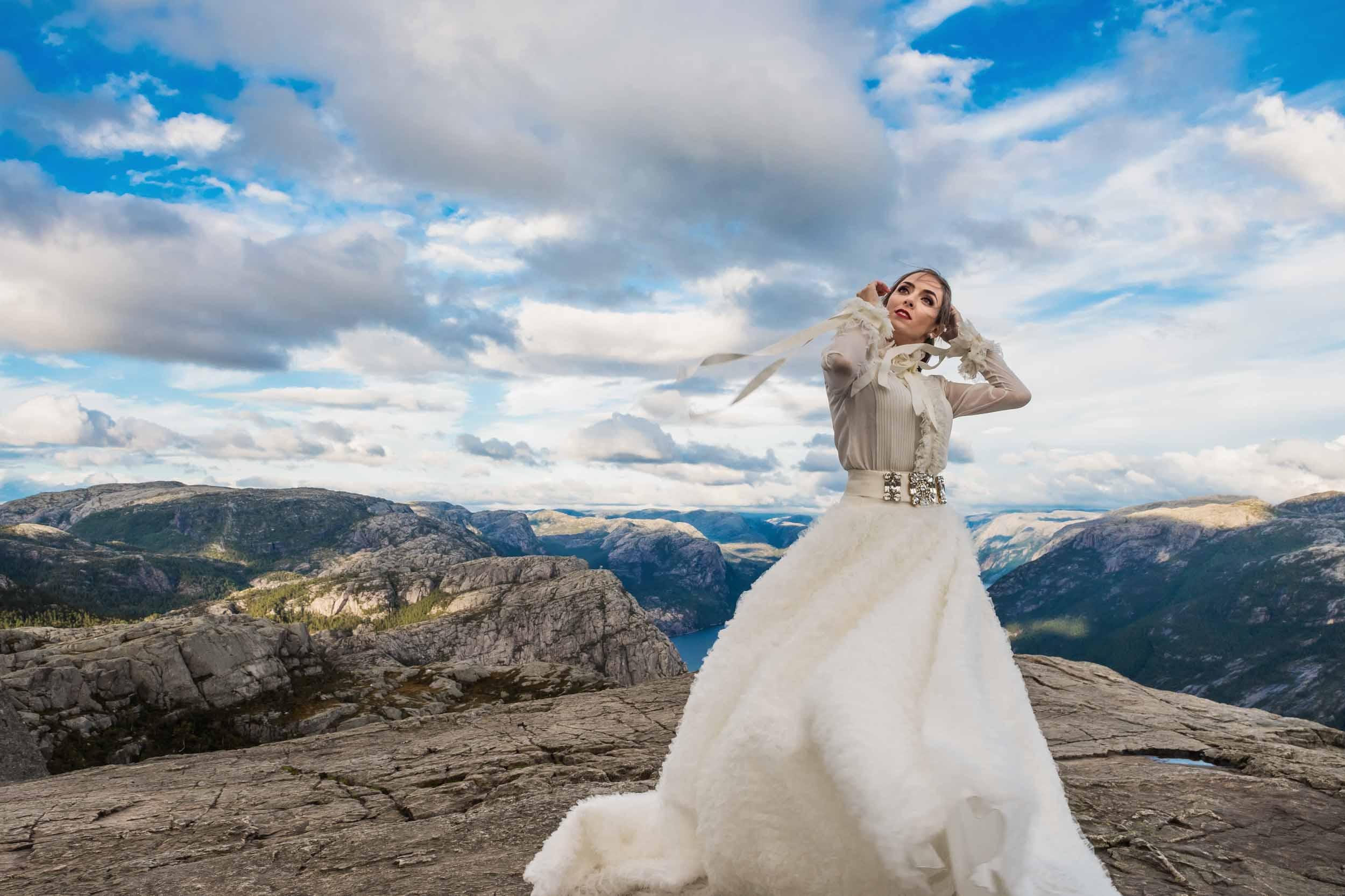 Antonio & Cati Post boda en Noruega. 2017 2