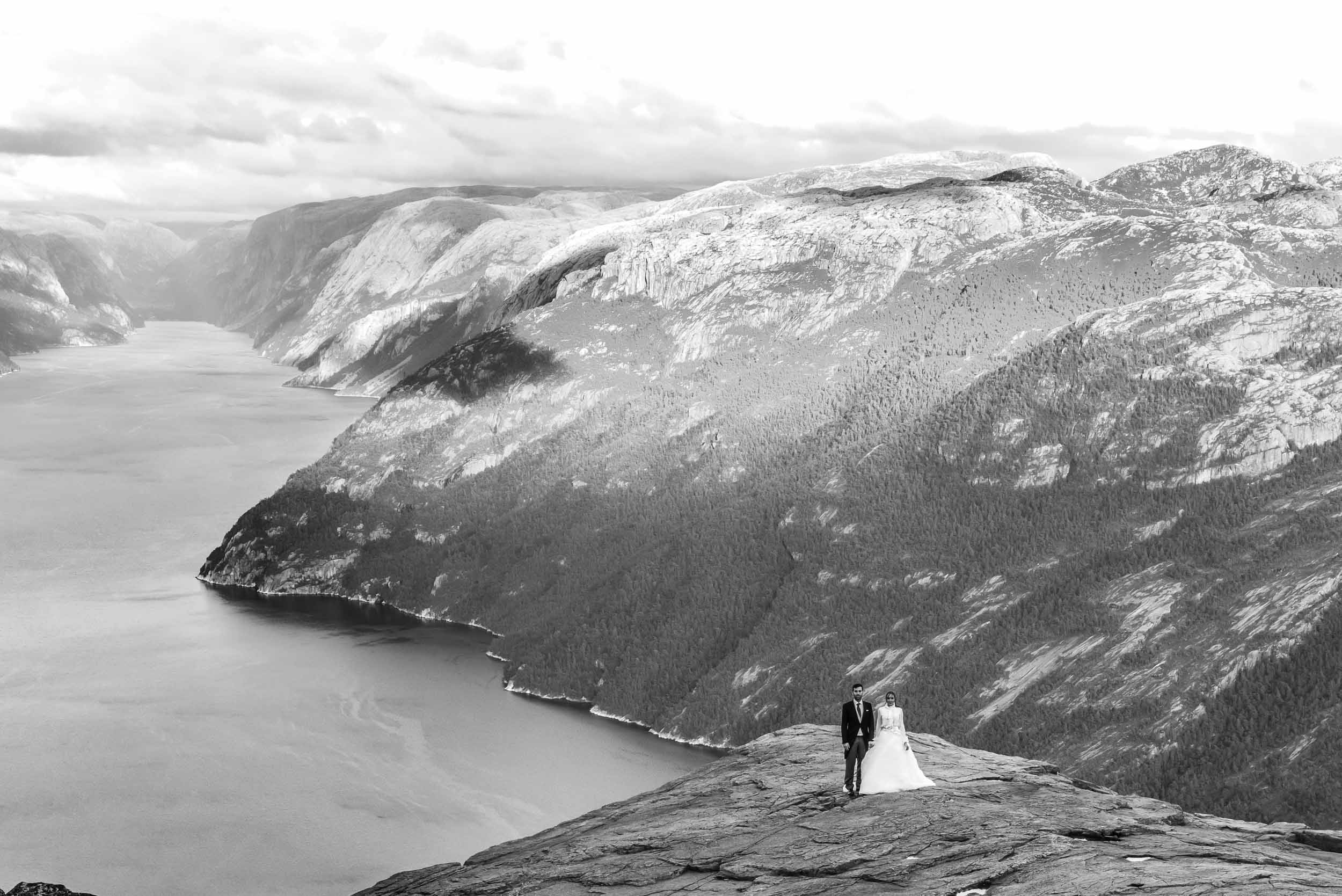 Antonio & Cati Post boda en Noruega. 2017 4