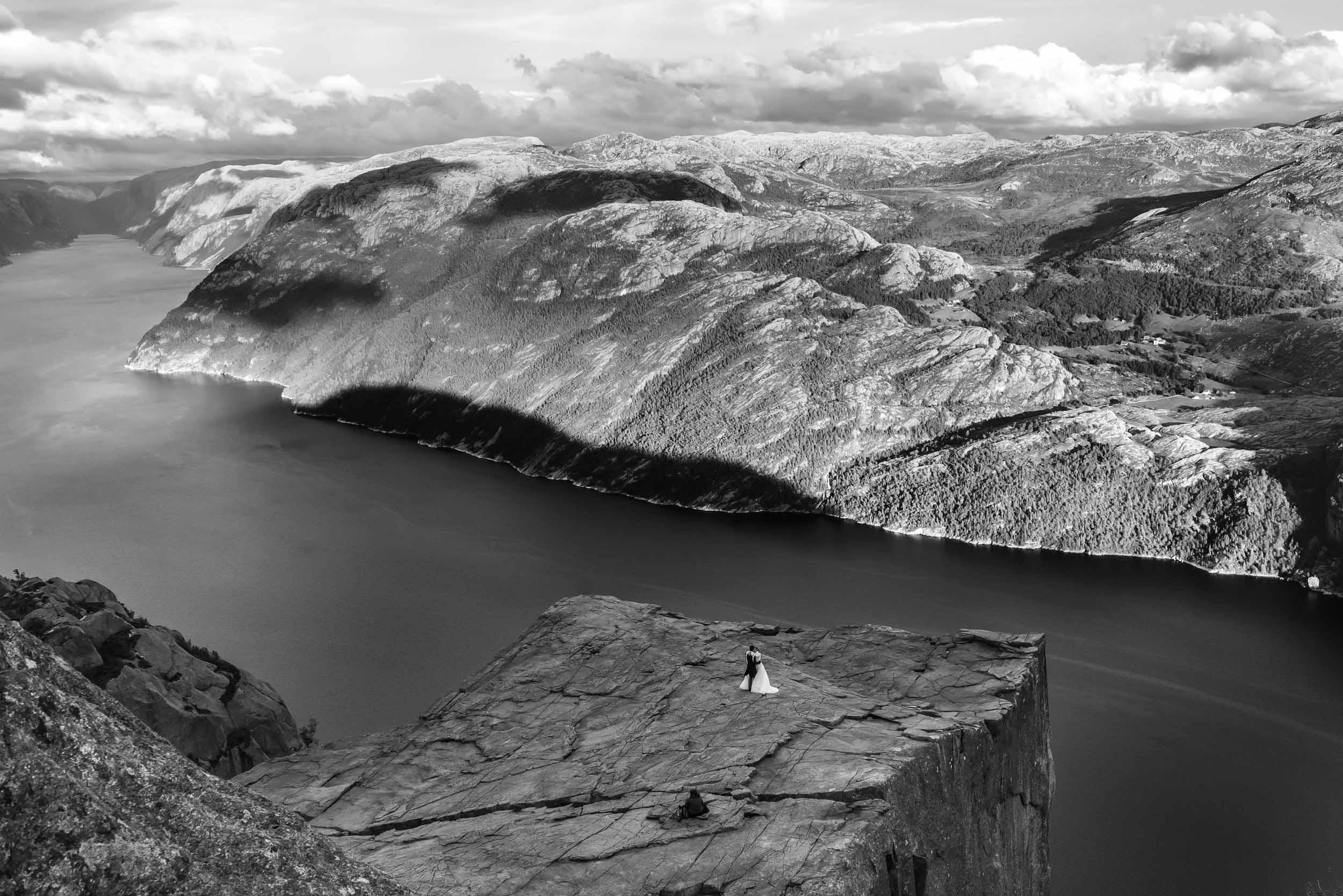 Antonio & Cati Post boda en Noruega. 2017 6