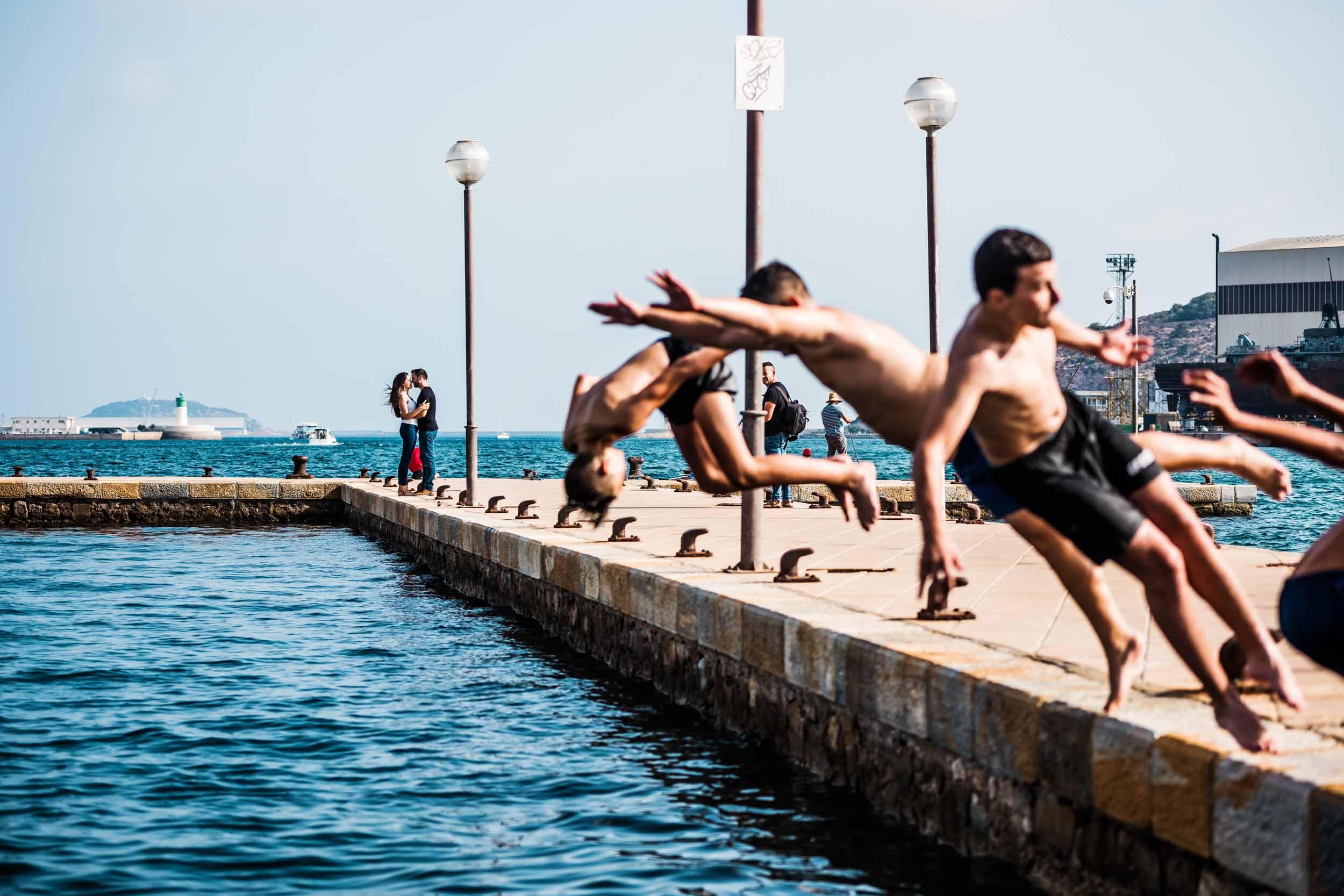 Preboda en Cartagena