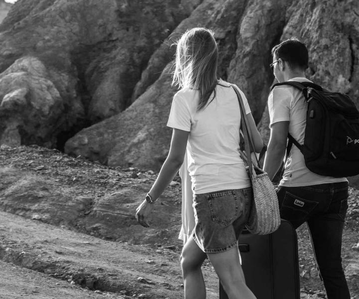Preboda en Mazarrón de Pablo & Silvia