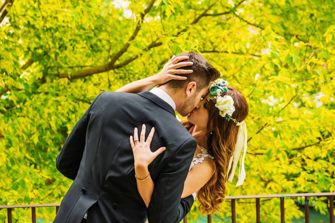 Fotografos de boda en Sanomera