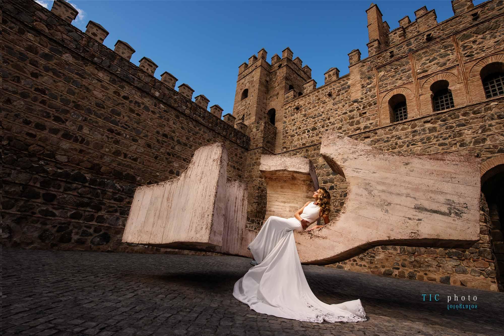 post boda en toledo