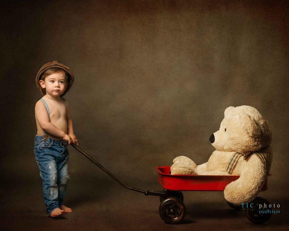 Sesiones infantiles. Thiago 2021