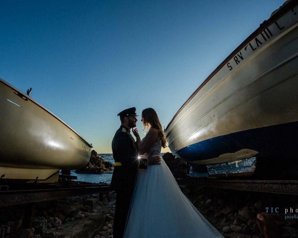 Post boda en Cabo de Gata. Fer y Mónica. 2020
